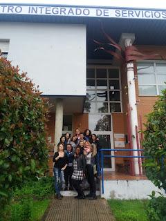 Visitas de alumnas de Atención Sociosanitaria a PLACEAT