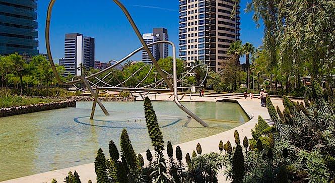Diagonal Mar Park, Barcelona