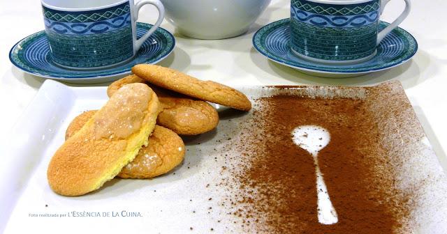 Savoiardi, melindros, Tiramisu, postres, cuina facil, cocina facil, recepta rapida, receta rapida, l'essencia de la cuina, blogdecuinadelasonia