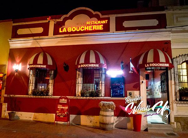 Francia-Bogotá-La-Boucherie- Usaquén