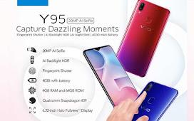 Vivo Y95 Specifications and Prices, Latest Vivo Smartphones