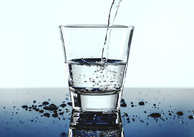 water, drink