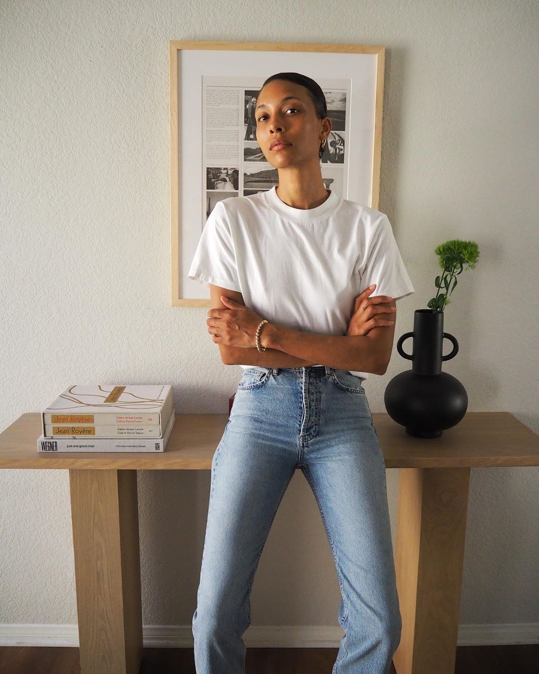 The Classic High-Rise Denim We're Adding To Our Carts