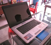 jual laptop 2nd toshiba l455d
