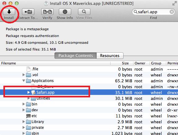 How to Reinstall Safari on my Mac