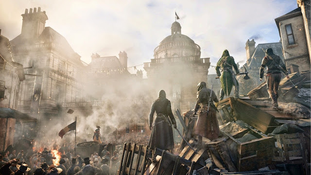ASSASSIN'S CREED UNITY Gold Edition PC Game Repack 2014 [Direct Links With Torrent links]
