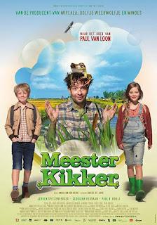Mr. Frog: Meester Kikker (2016)