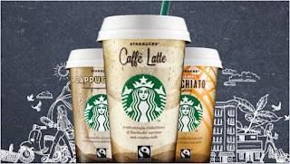 Prueba Starbucks Chilled Classics