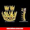 Mahkota Raja 2 in 1 Untuk Pesta Ulang Tahun Dewasa