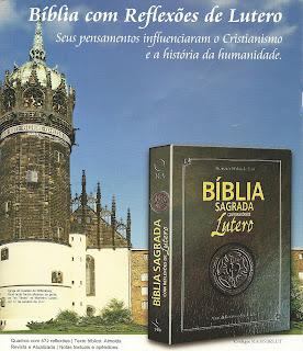 Peça promocional: Revista A Bíblia no Brasil - n° 237 - outubro/dezembro 2012- ano 64
