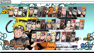 Download Naruto Senki Mod Alakadarnya v1 by Fehendra Apk