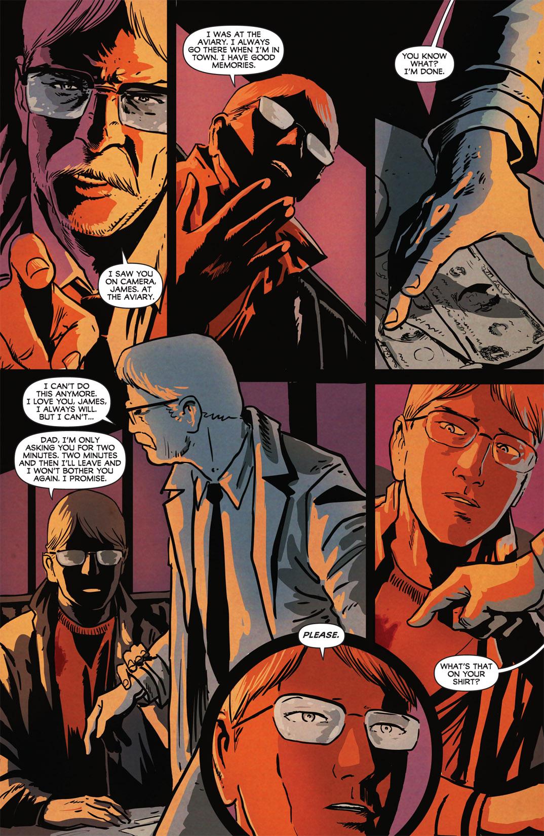 Detective Comics (1937) 874 Page 2