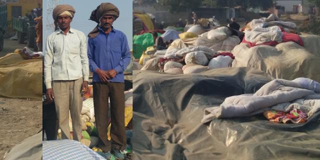 24 नवम्बर से मंडी में लावारिस पड़े हैं किसान, कोई ध्यान नहीं दे रहा | khula khat | MP NEWS