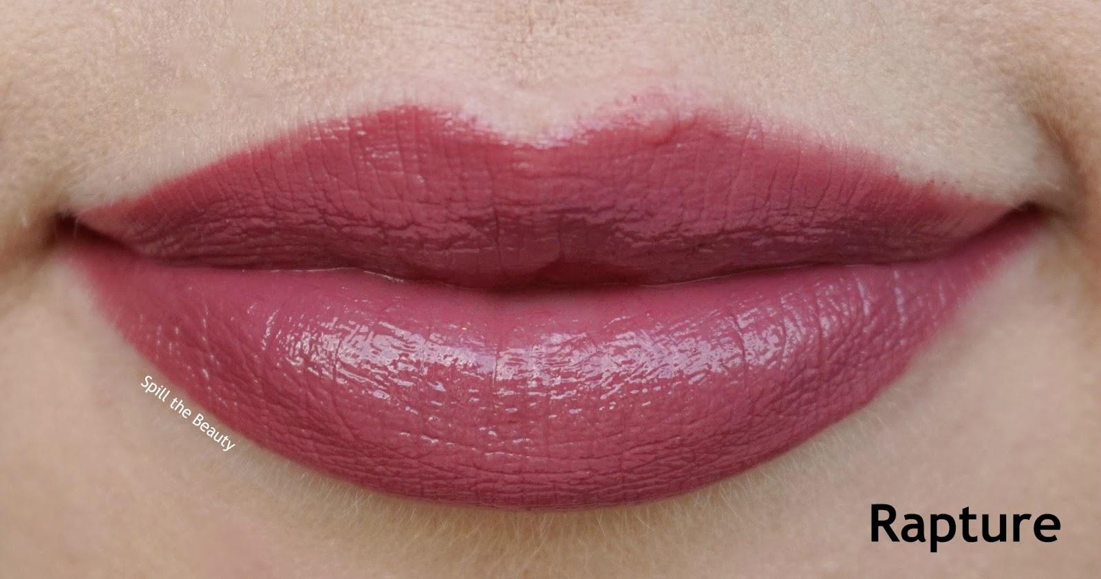 lip swatch urban decay rapture comparison dupe