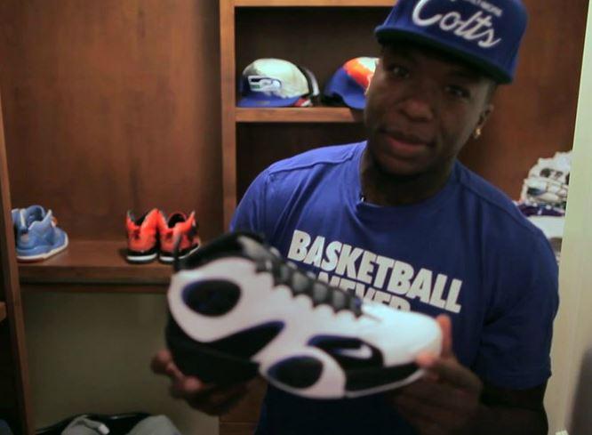 THE SNEAKER ADDICT: Watch Nate Robinson's Sneaker Closet ...