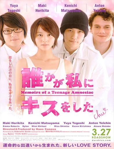 Ver Memorias de una adolescente amnésica (2010) Online