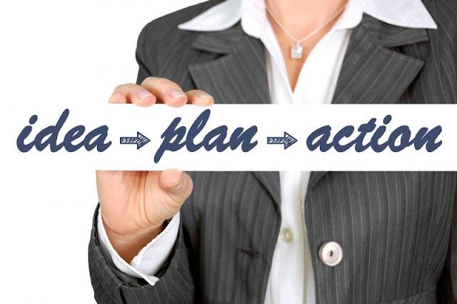 Ide, Rencana dan Aksi
