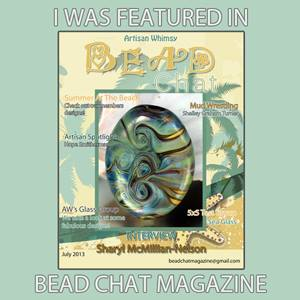 Bead Chat Magazine: July 2013