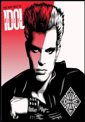 The Very Best Of Billy Idol Idolize Yourself 2008 DVD R1 NTSC VO