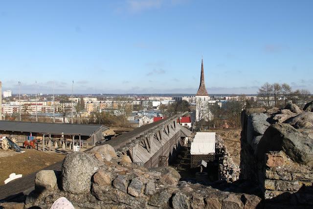 Rakveren linnanrauniot Virossa