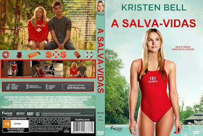 Filme A Salva-Vidas (The Lifeguard) DVD Capa
