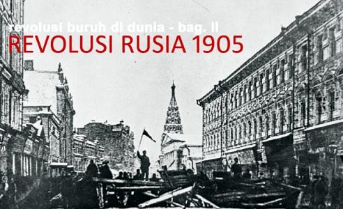revolusi di rusia oleh kaum buruh