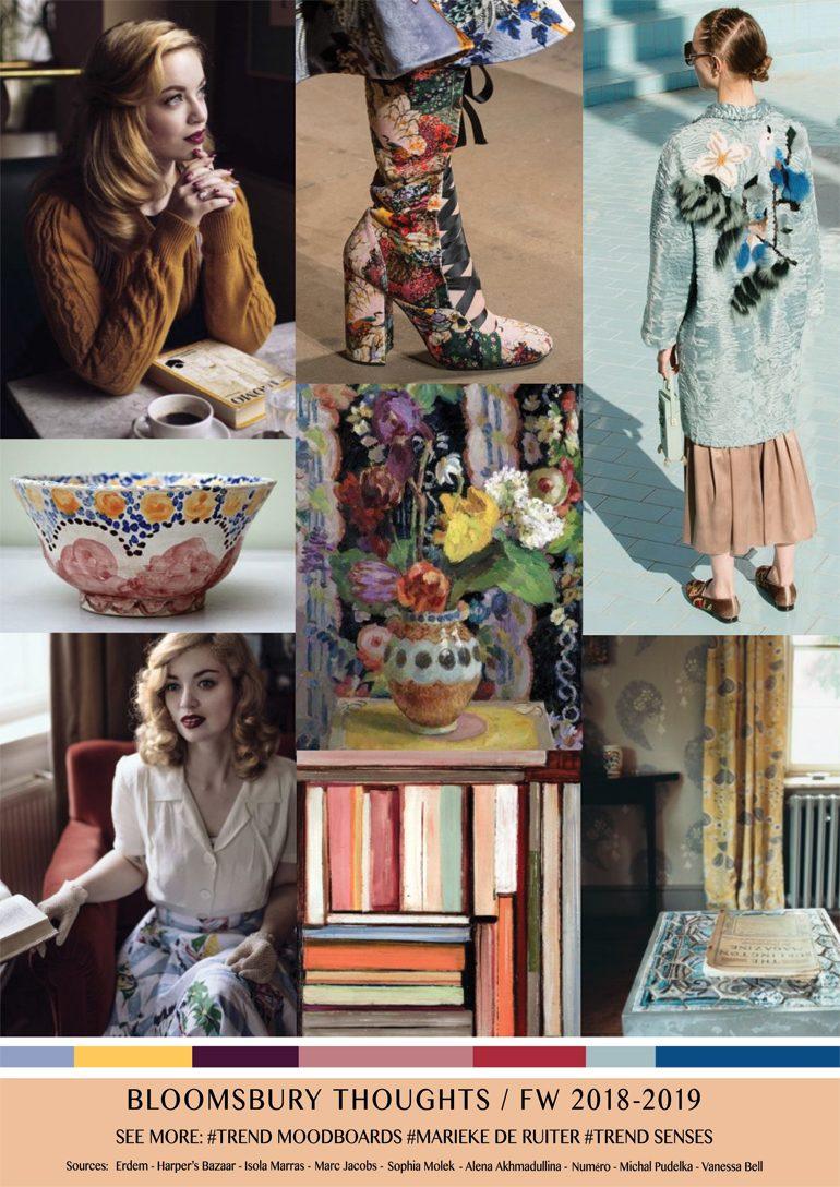 ace76325950fc BLOOMSBURY THOUGTHS   FALL WINTER 2018   2019. Sources  Erdem – Harper s  Bazaar – Isola Marras – Marc Jacobs – Sophia Molek – Alena  Akhmadulina ...