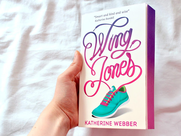 [Rezension] Wing Jones - Katherine Webber