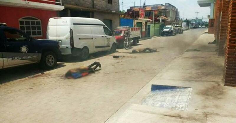 Pobladores de Puebla se convierten en asesinos al linchar a cuatro asaltantes