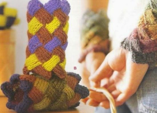 Clase Puños de Crochet desde enrHedando