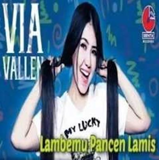 Via Vallen - Lambemu Pancen Lamis Mp3