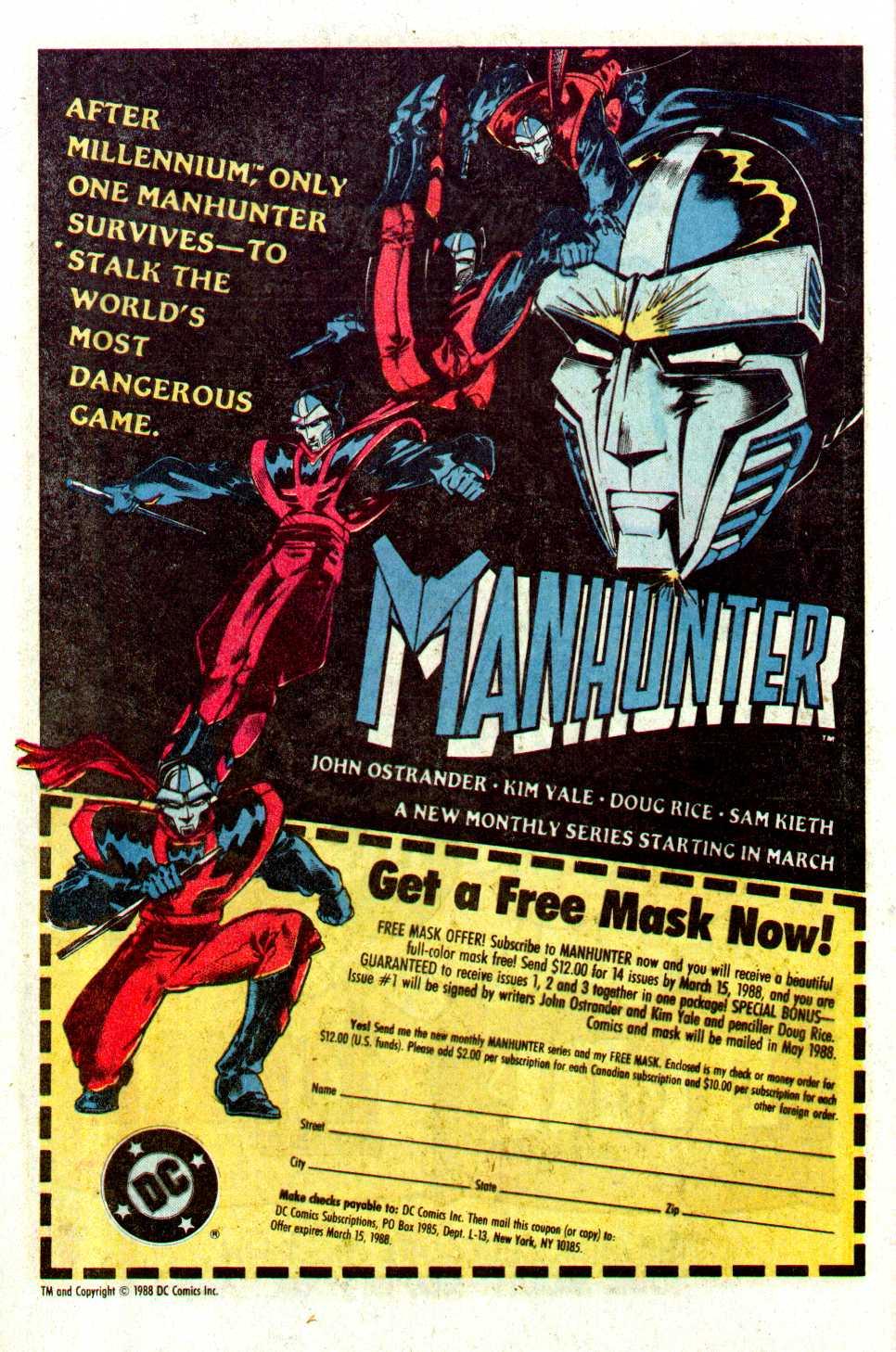 Read online Secret Origins (1986) comic -  Issue #27 - 43