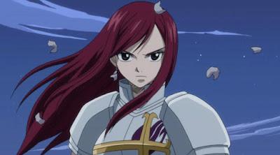 Erza Scarlet (Fairy Tail)