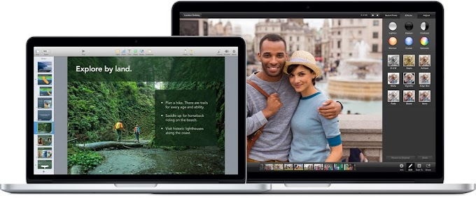 Apple MacBook Pro with Retina (mid 2014)