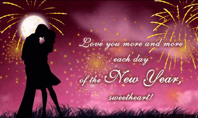 New Year Messages For Lover