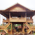 Rumah Adat Tradisional Panggung Kajang Leko Provinsi Jambi