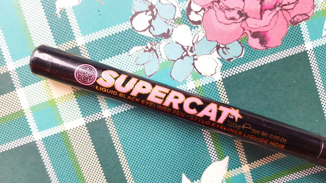 Soap & Glory Supercat Liquid Eyeliner Review
