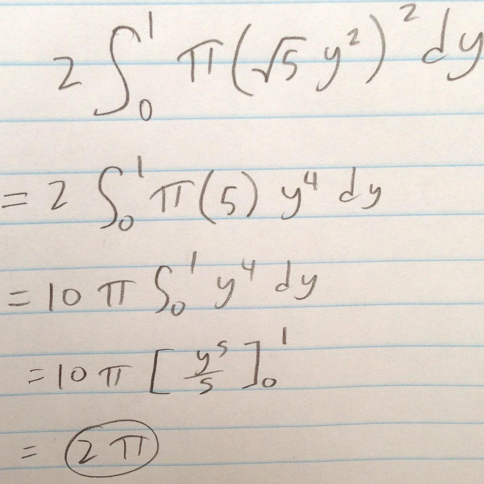 Mr O Brien S 13 Period 2 Ap Calculus March