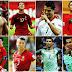 Cristiano Ronaldo: único jugador que ha marcado en 8 torneos internacionales consecutivos