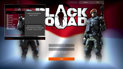 BlackSquad Update New