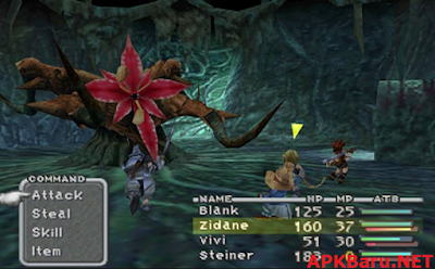 Final Fantasy IX V1.0.5 Mod Apk+OBB Data Terbaru