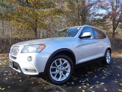2013 BMW X3 xDrive28i, Titanium Silver Metallic, Foreign Motorcars Inc, Quincy Massachusetts, 02169, For Sale