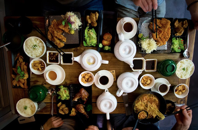 7 Advantages Having Mealtime