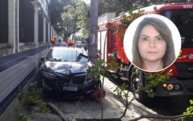 Médica é baleada em tentativa de assalto, atropela três e morre em seguida