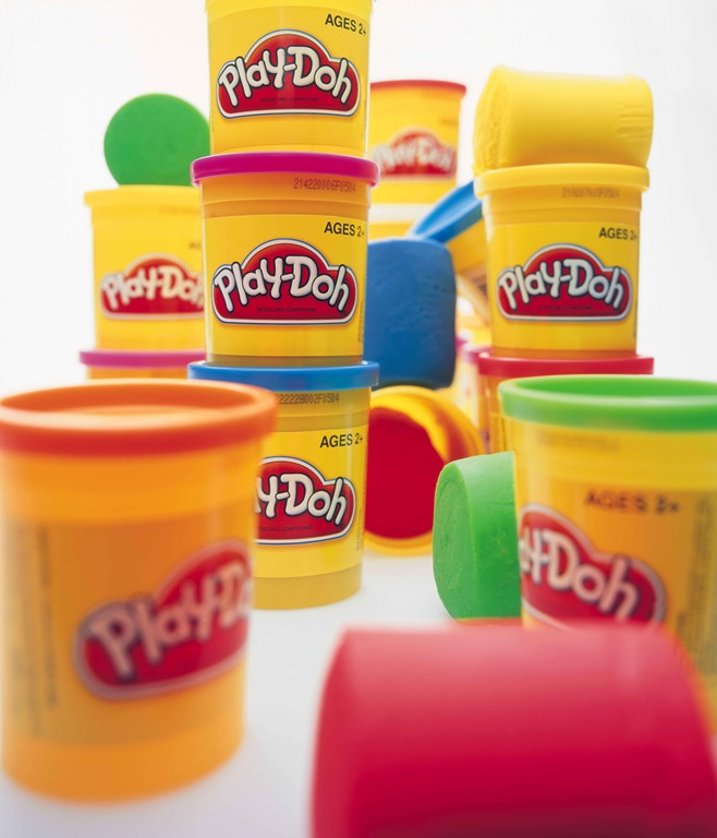 ... snack for toddlers) that we all know as Play-Doh was originally a pliable, putty-like wallpaper cleaner invented by Noah McVicker for Kutol Products, ...