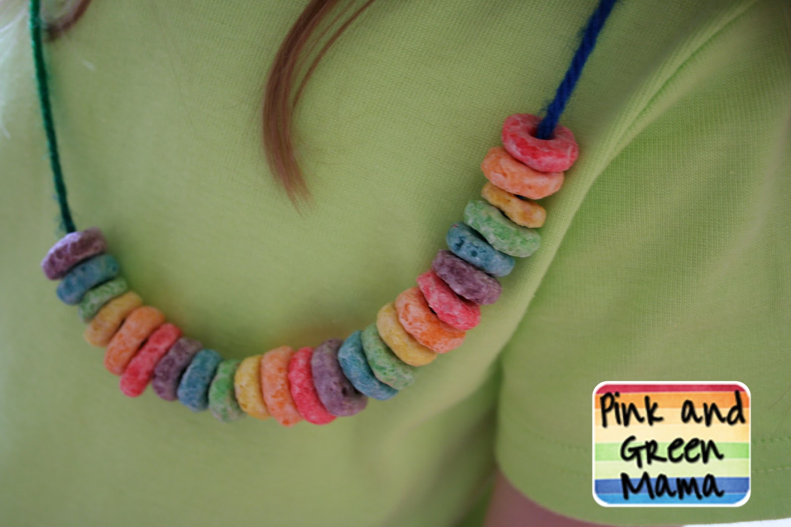 Pink And Green Mama Rainbow Themed Activities For St