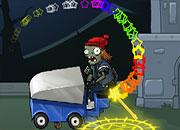 Magic Plants Vs Zombies 4