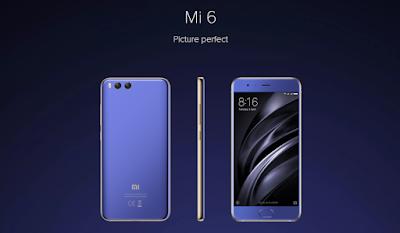 Description: Xiaomi Mi 6, flagship berspesifikasi mumpuni dengan harga lebih murah