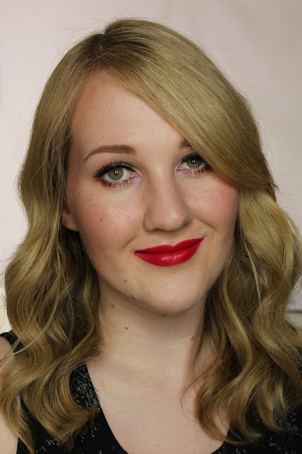 MAC Monday: Prabal Gurung - Carmine Rouge Lipstick Swatches & Review
