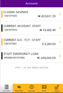 FCMB Mobile banking registration
